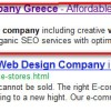 Advanced SEO Services in Cyprus: Bring your website on the very first page of every search engine with our excellent services