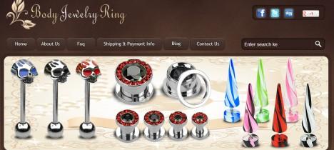 Body Jewelry Ring