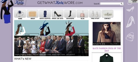 Get What Kate Wore